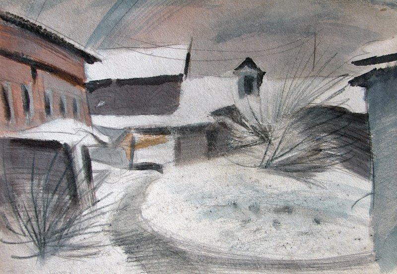 Картина Беззубова 2