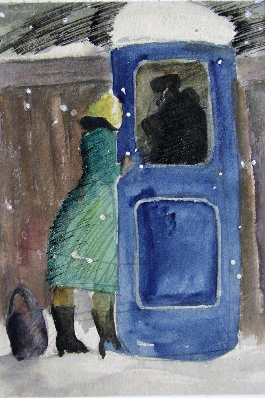Картина Беззубова 5