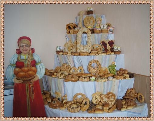 Муромский калач - Хлебная горка
