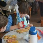 Муромский пекарь. Экскурсии для детей 9 - Изготовление коржика