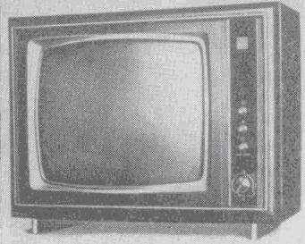 На всю страну славятся телевизоры «Рекорд» Александровского радиозаво¬да. Одна из последних моделей — «Ре¬корд-331».