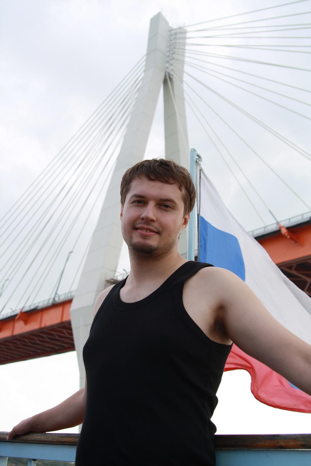Муромский вантовый мост