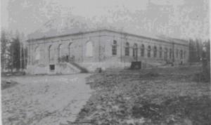 Театр-чайная (Народный дом). 1902 год.
