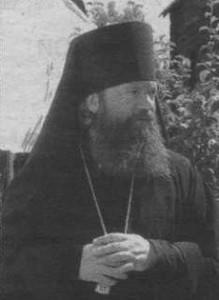 Архимандрит КИРИЛЛ, настоятель муромского Спасо-Преображенского мужского монастыря