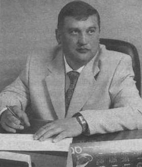 Василий САЛТЫКОВ, генеральный директор ООО Меленки-Лес