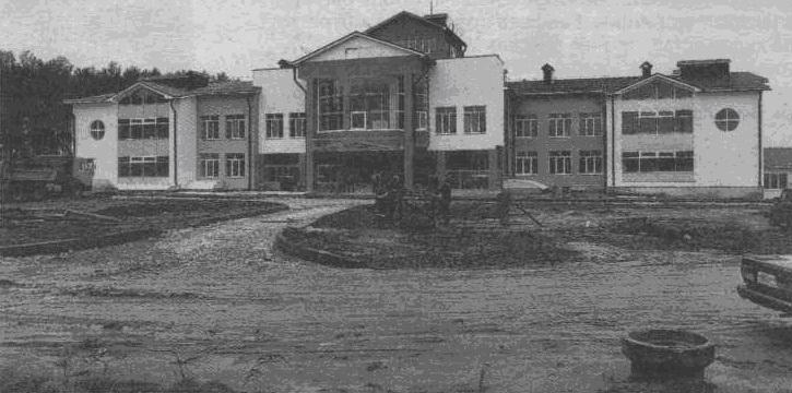 Детский сад в Иватино