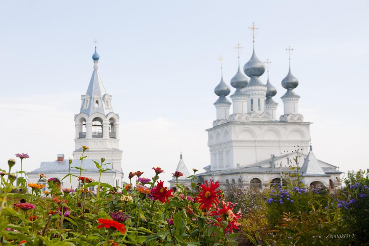 Муром - Воскресенский женский монастырь. Фотограф - Алексей Земляков.
