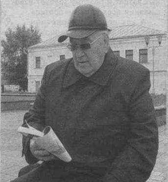 Мухин Владимир - муромский поэт