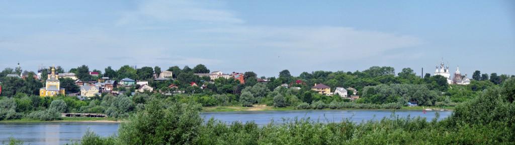 Панорама_Мурома. Вид с правого берега Оки_wikipedia