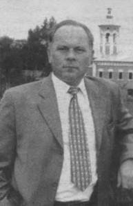 Пётр Алексеевич КАУРОВ, мэр города Мурома с 1991 по 2000 годы