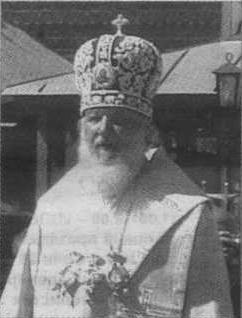 Святейший Патриарх Московский и всея Руси КИРИЛЛ (Муром)
