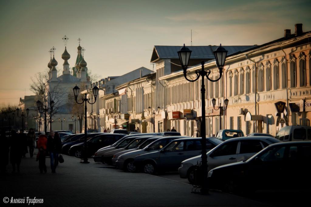 улица Московская в Муроме