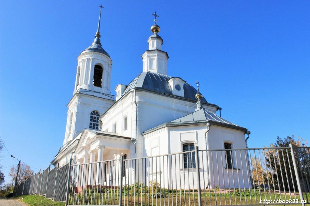6726 Смоленская церковь в городе Муром