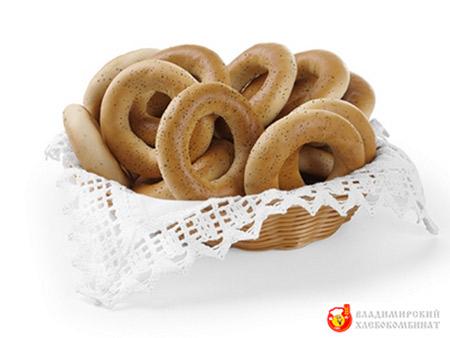 Баранки сахарные с маком (киевские)