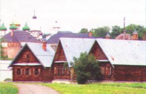 Гостиница Покровская в городе Суздаль