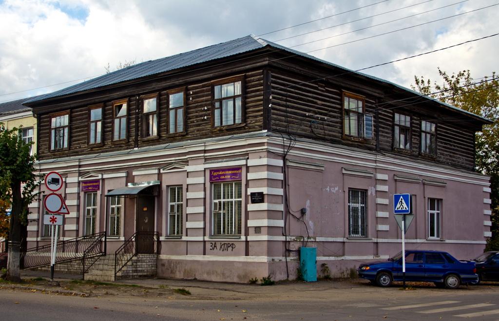 Дом Арсеньева на ул.Гагарина 37