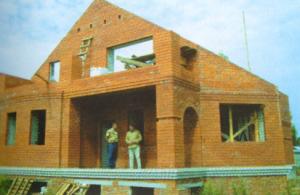 Дом, построенный суздальской строительной компанией