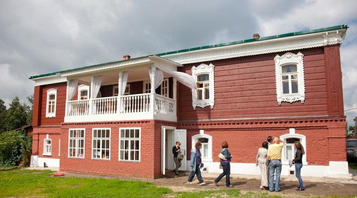 Дом фабриканта Думнова в Заречье