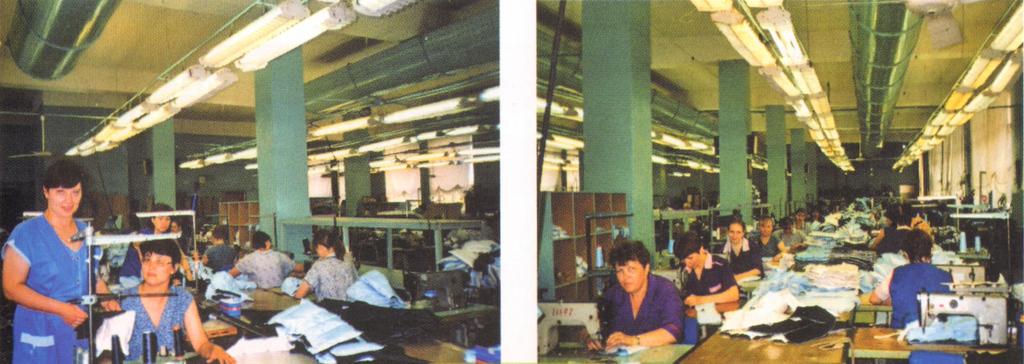 ЗАО «Собинская швейная фабрика» (г. Собинка)
