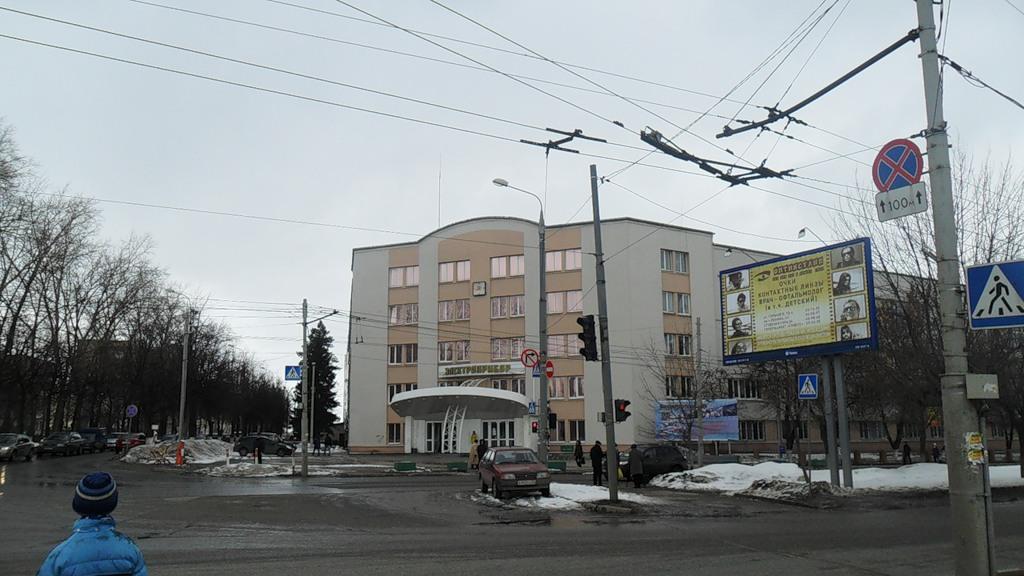 """Завод """"Электроприбор"""" (обновленное здание)"""
