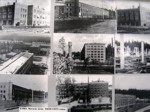 Старые, черно-белые фотографии Бердска