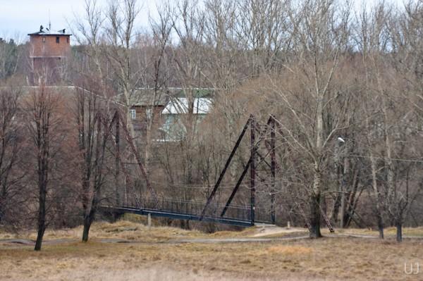 Мост через реку Киржач