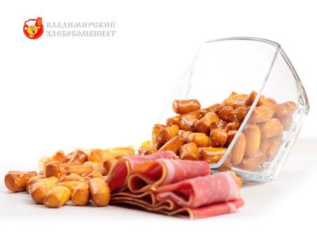 Наггетсы хрустящие со вкусом бекона