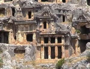 Окна в древности