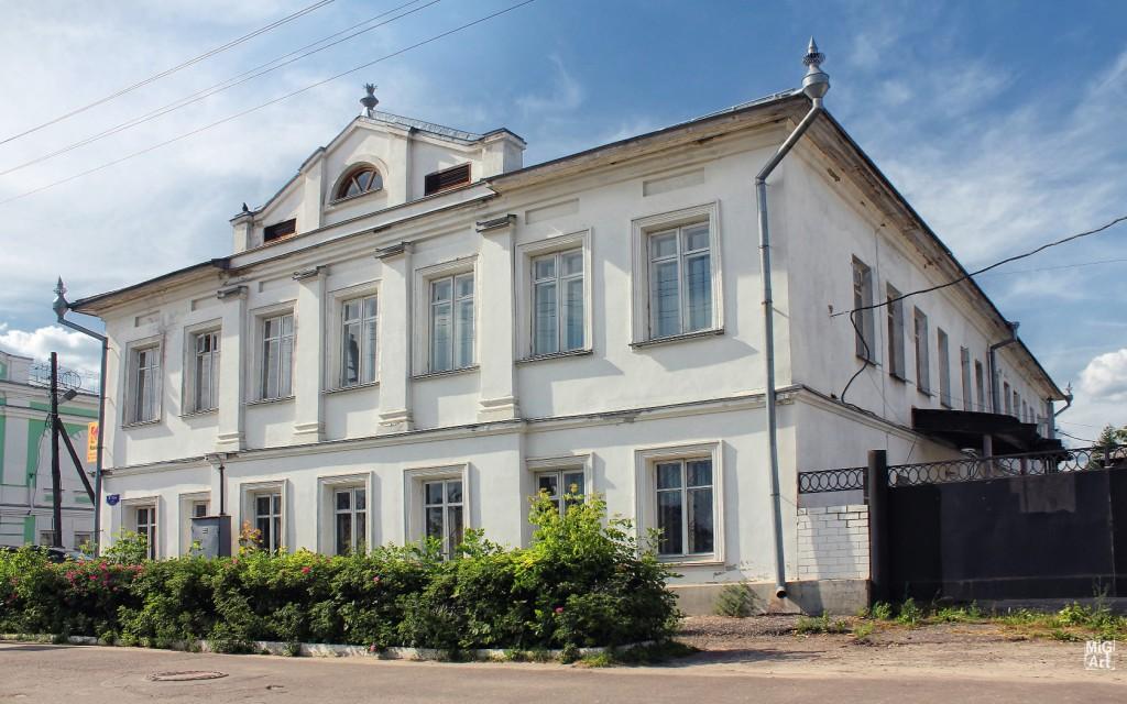 Почтампт города Меленки