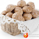 Пряники Владимирские с фруктово-ягодной начинкой