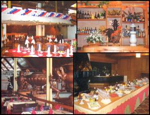 Ресторан Суздаль - комнаты