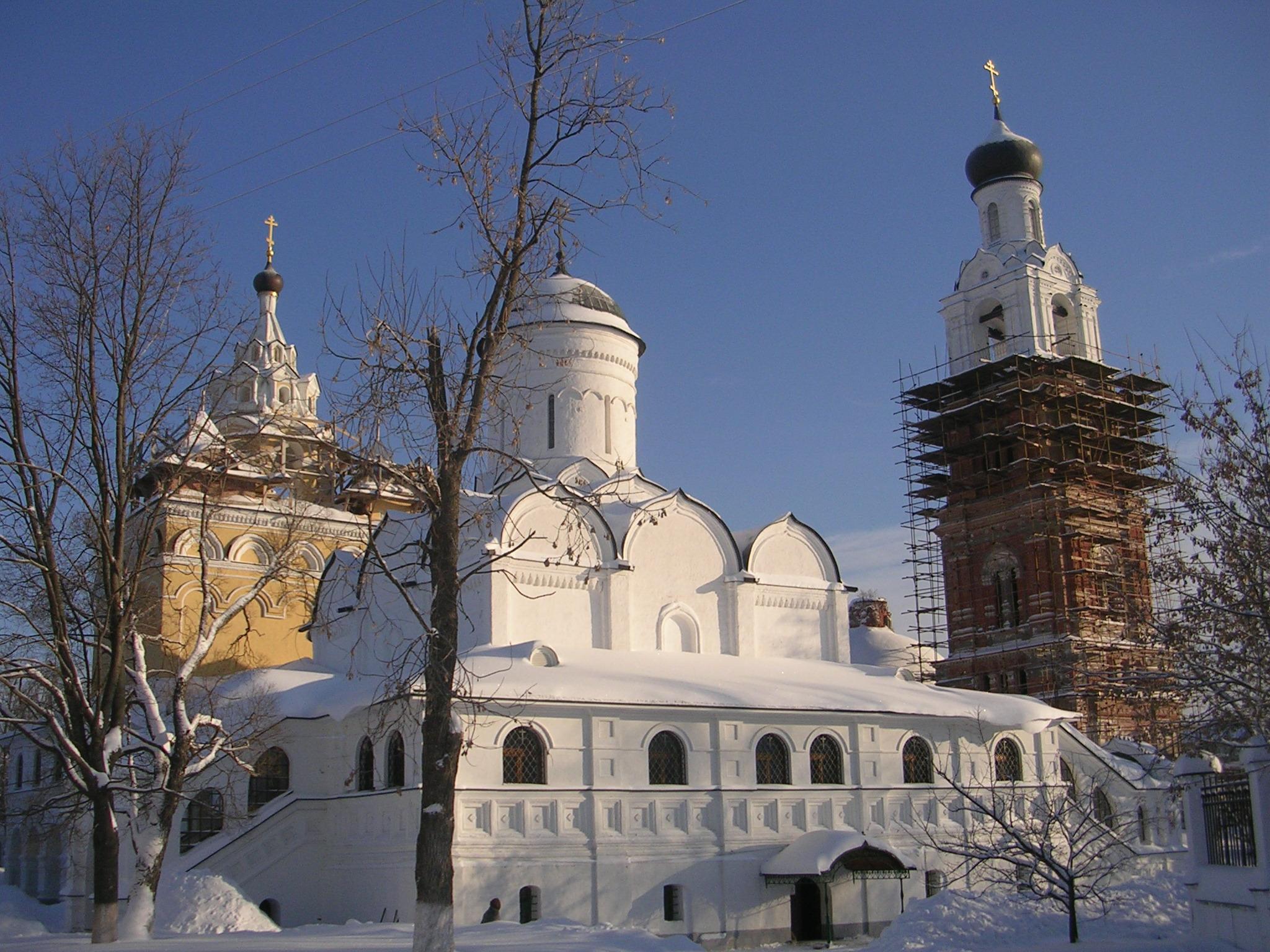 Свято-Благовещенский Киржачский женский монастырь — православный женский монастырь в Киржаче