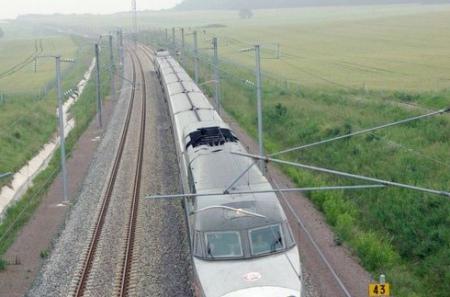 Скоростная железная дорога Москва-Казань и аэропорт во Владимире