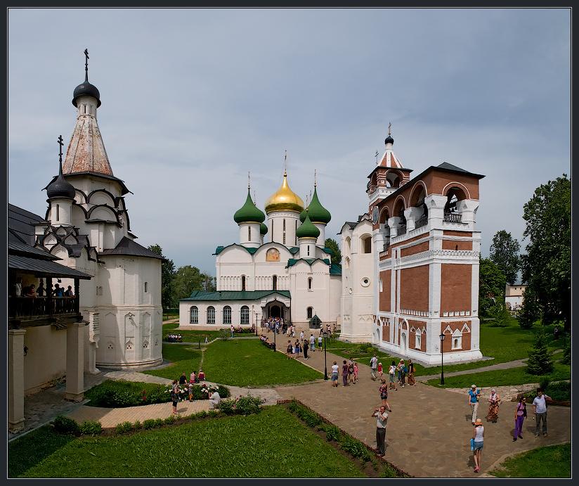 Спасо-Евфимиевский монастырь Суздаль