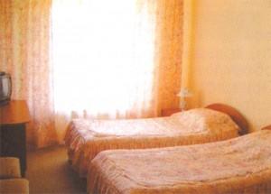 Турцентр. Двухместный номер в гостинице
