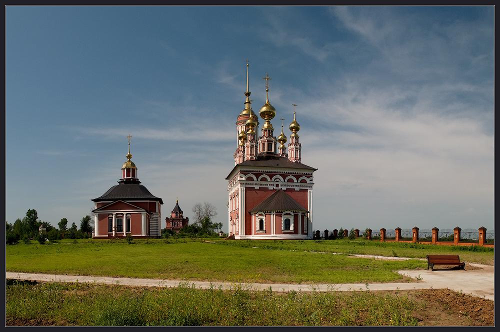 Церкви Михаила Архангела, Флора и Лавра, Александра Невского