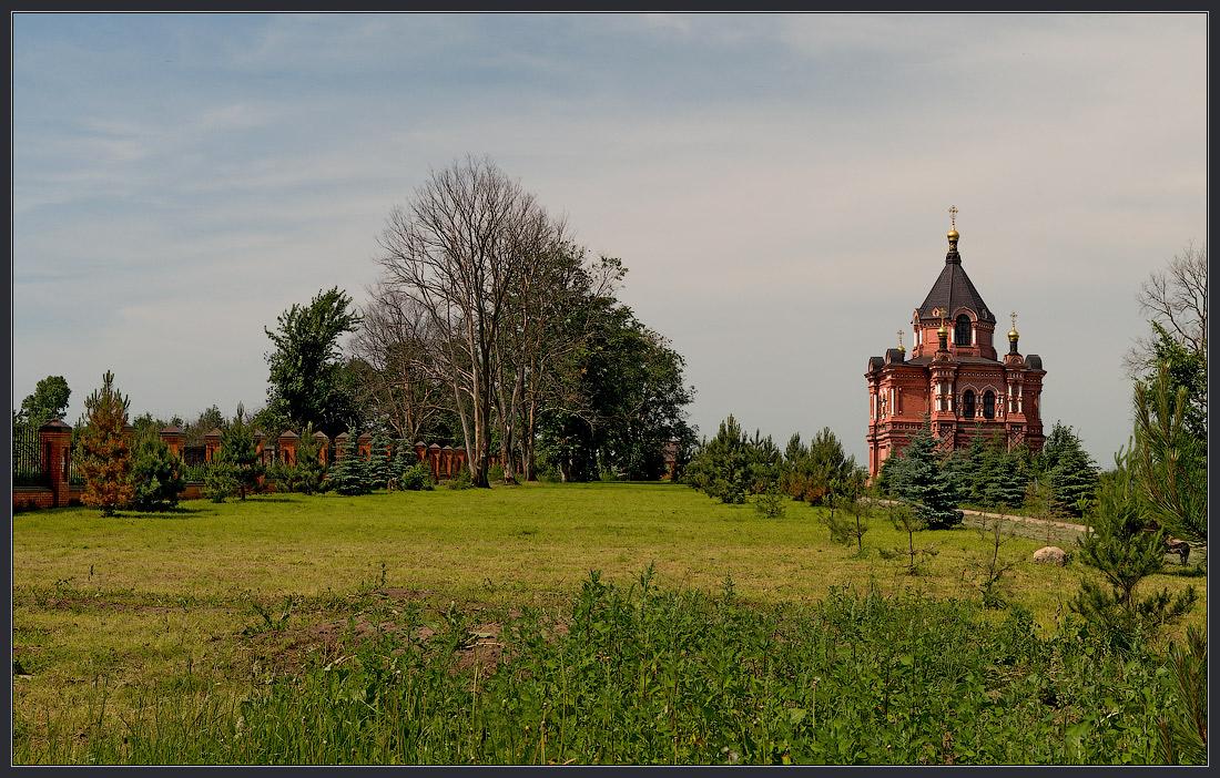 Церковь Александра Невского в Суздале