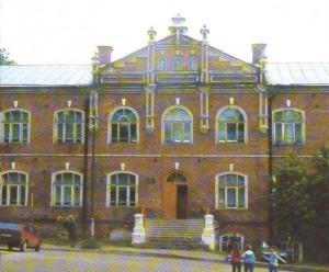 Школа в городе Меленки построенная компанией Меленкистрой