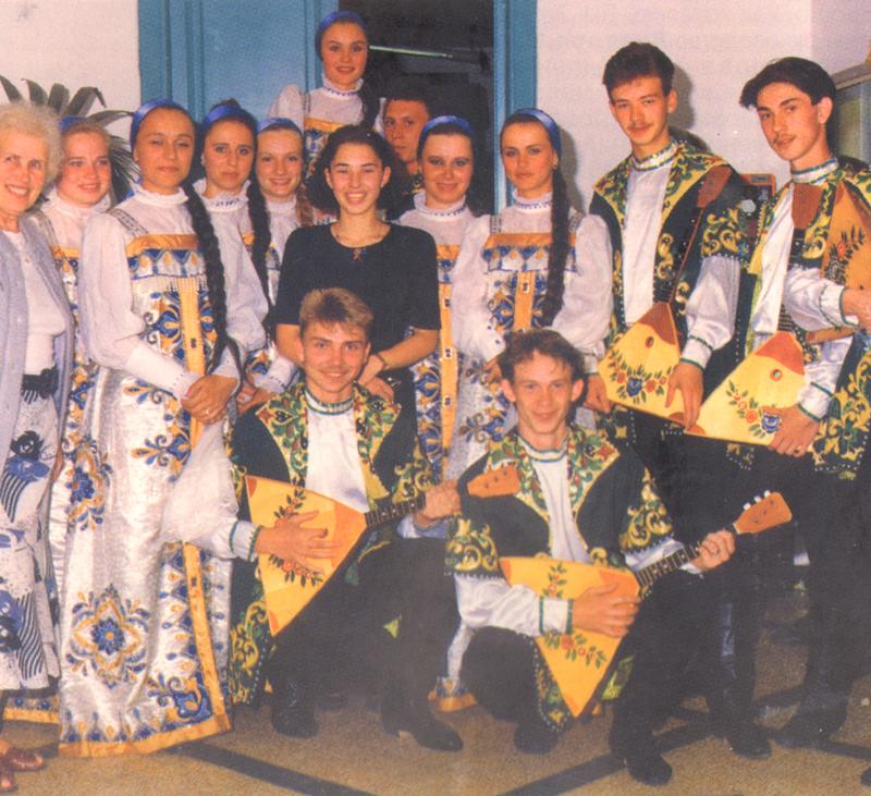 Коллектив Дома Культуры Юбилейный в Александрове