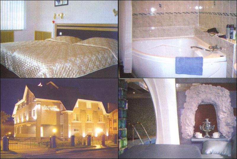 Мотель Водолеи в Гороховецком районе