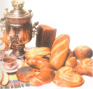 Продукция Юрьев-Польский хлебокомбината