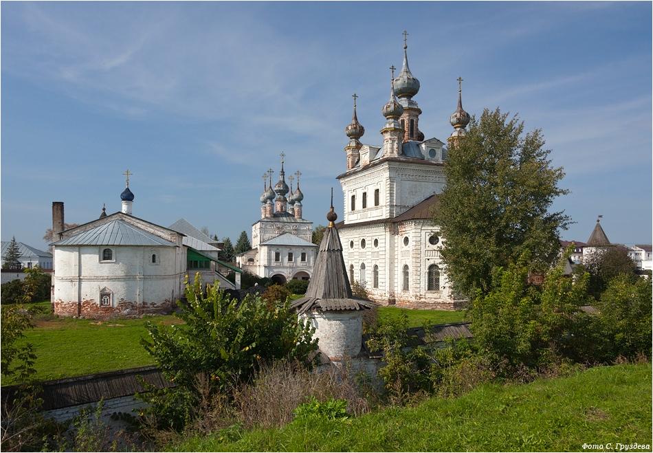 Михайло-Архангельский монастырь. Фотограф - Сергей Груздев