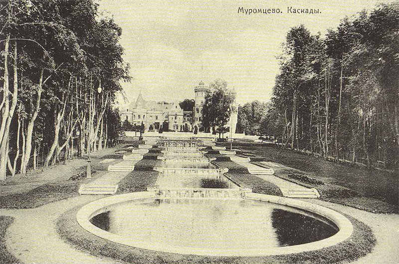 Муромцево - Каскады
