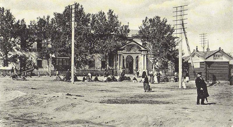 Приют имени Ермакова в Муроме