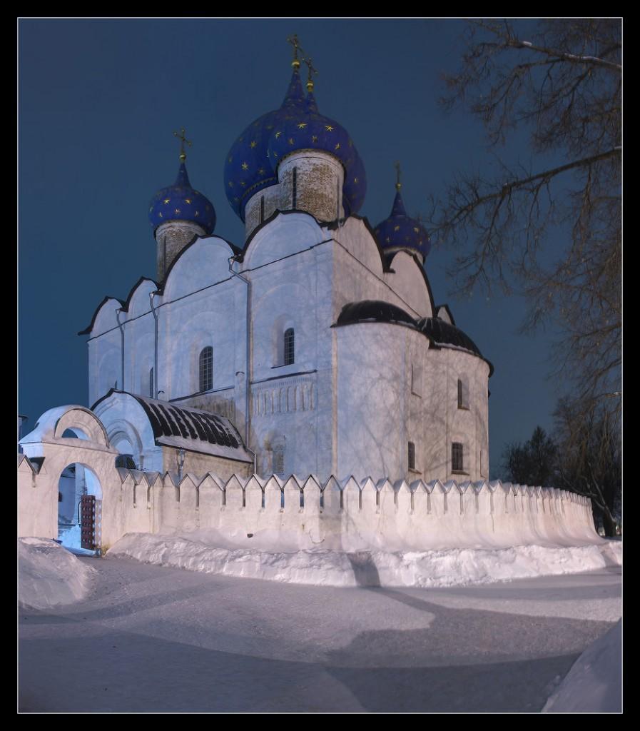 Суздаль. Рождественский собор.