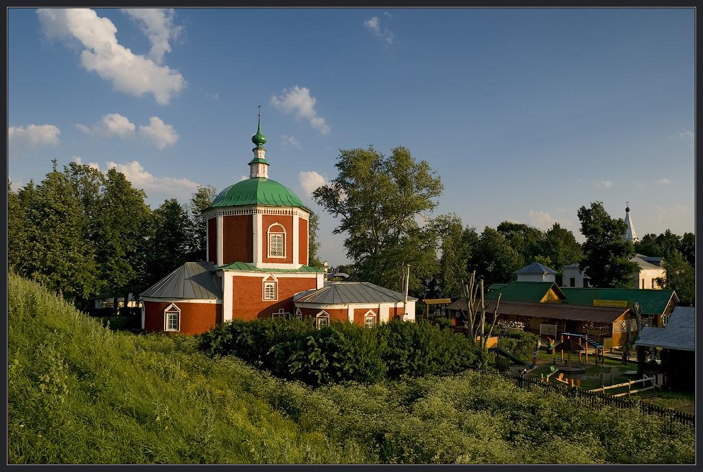 Суздаль. Успенская церковь