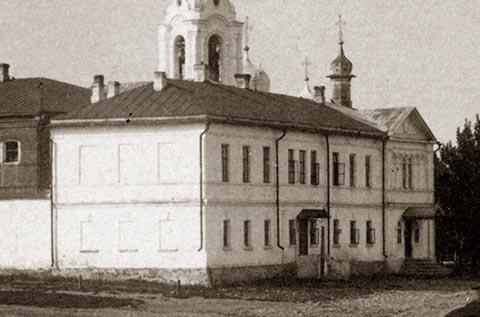 Тюремная церковь