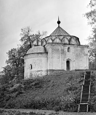 Церковь Козьмы и Демиана в Муроме. Старая фотография