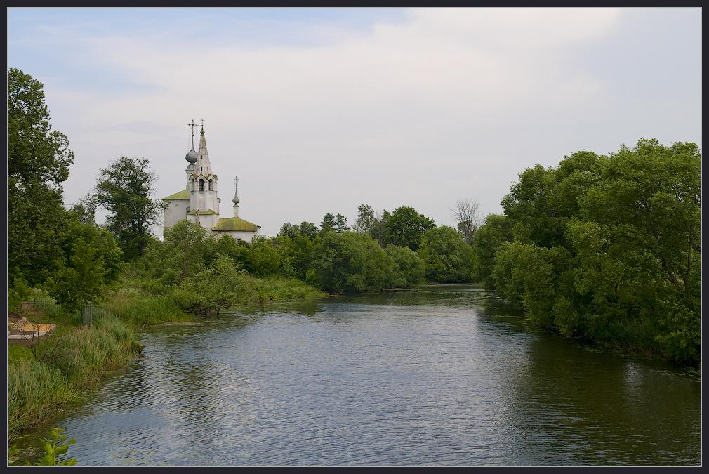 Церковь Космы и Дамиана в Суздале