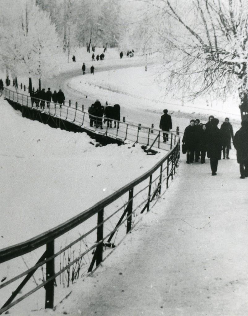 Вербовский. Старый мост 2